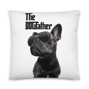 The Dogfather Pillow