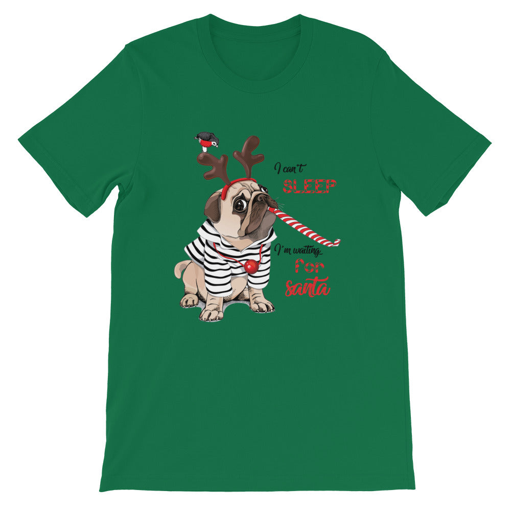 Waiting for Santa T-Shirt