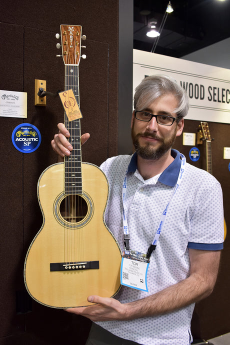 Lucky #13: NAMM & How the Kingwood Came to Telluride