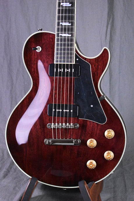 Collings CL Deluxe Oxblood Primavera