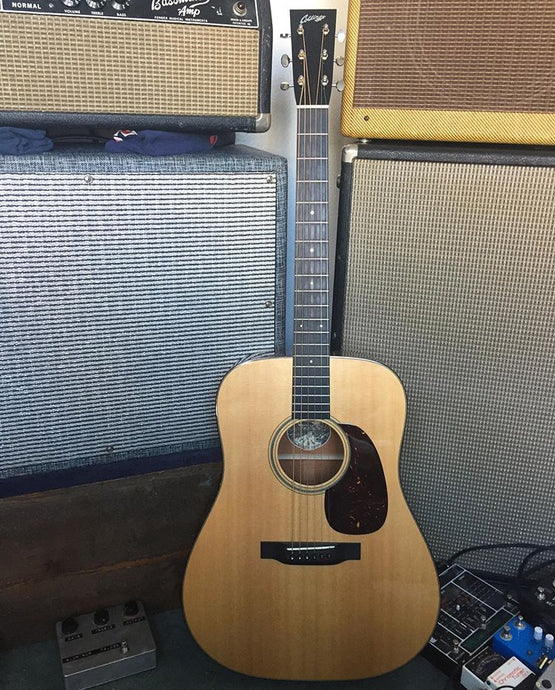 The Story of My Telluride Guitar - Collings D1