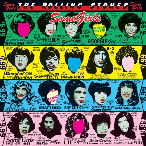 ROLLING STONES / Some Girls