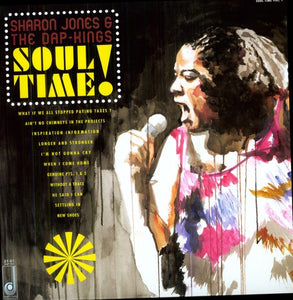 JONES,SHARON / DAP-KINGS / SOUL TIME