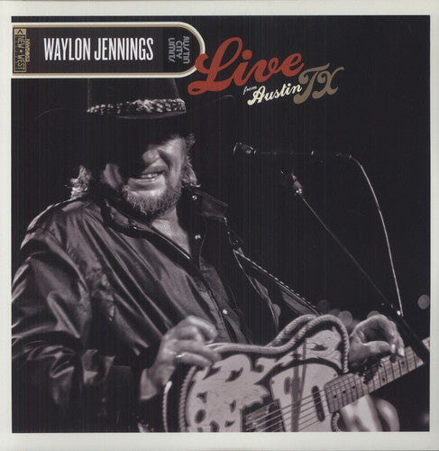 JENNINGS, WAYLON / Live from Austin TX