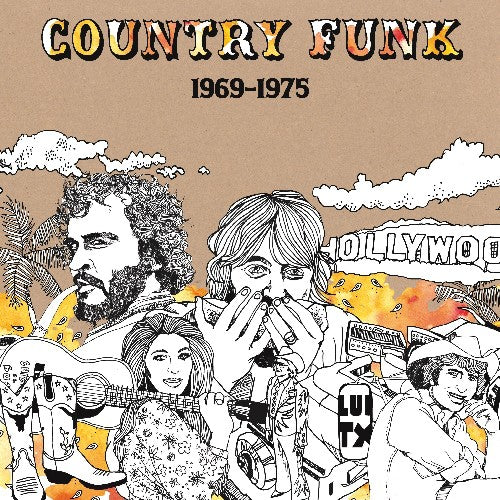 COUNTRY FUNK 1969-1975 / VARIOUS