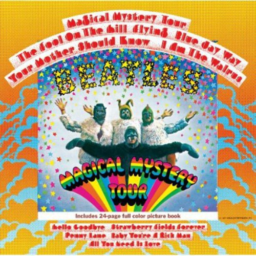 BEATLES / Magical Mystery Tour