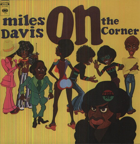 DAVIS,MILES / On the Corner [Import]