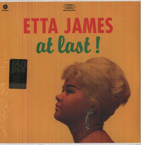 JAMES, ETTA / At Last [Import]