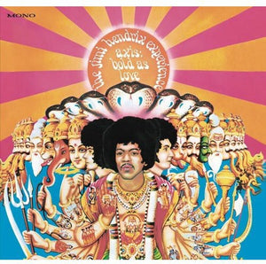 HENDRIX, JIMI / Axis: Bold As Love (Heavyweight vinyl)