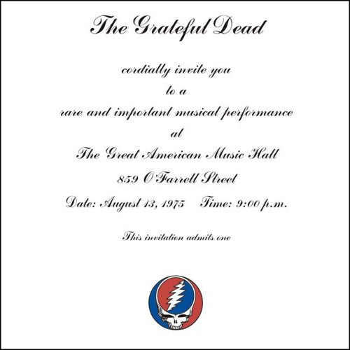 GRATEFUL DEAD / One from the Vault