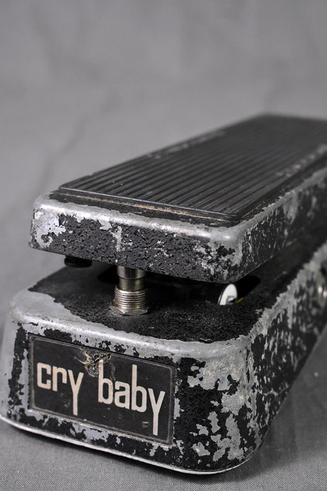 1977 Thomas Organ Cry-Baby Wah Pedal