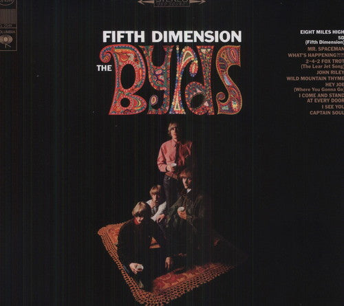 BYRDS / Fifth Dimension [Import]