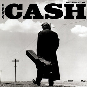 CASH, JOHNNY / Legend of Johnny Cash