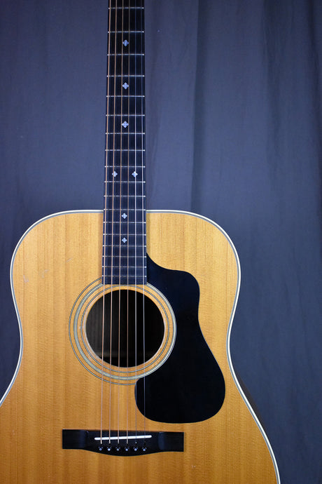 1992 D.W. Stevens J-44 Dreadnought w/ K&K Pure Mini