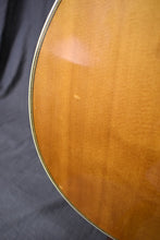"Load image into Gallery viewer, 1993 D.W. Stevens ""Prototype"" Oval-hole Archtop"