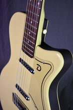 Load image into Gallery viewer, 2000 Danelectro '56 U-2 Reissue Cream w/ PRS Premium gig bag