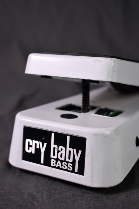 2001 Dunlop Crybaby Bass 105Q #AA66N581