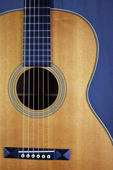 2001 Martin 000-28VS owned by Tommy Emmanuel