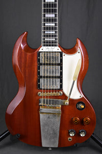 2007 Gibson Custom Shop '63 Les Paul (SG) Custom w/ Vibrola