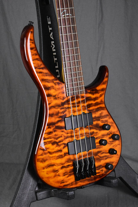 2007 Peavey Cirrus 4 Tiger Eye Active Bass #05062159