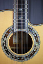 Load image into Gallery viewer, 2011 Bozo Bell Western B-75 12-String