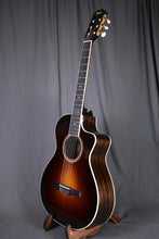 Load image into Gallery viewer, 2011 Taylor 712ce-N Western Sunburst