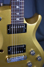Load image into Gallery viewer, 2015 Paul Reed Smith S2 Singlecut Semi-Hollow Gold Metallic