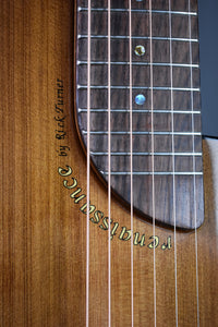 2016 Rick Turner Renaissance RS-6 Redwood/Walnut
