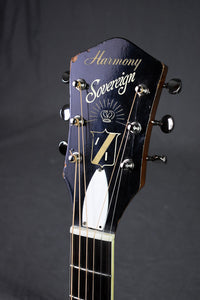 McGibney '60s Harmony H1260 Sovereign Conversion