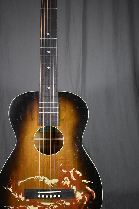 Baxendale '40s Harmony Melody Ranch Conversion