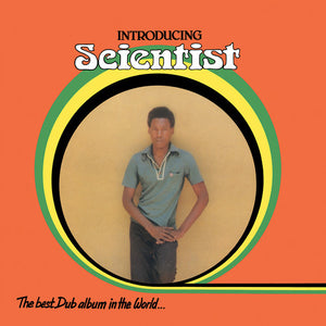 SCIENTIST / Introducing Scientist Best Dub Album in the World