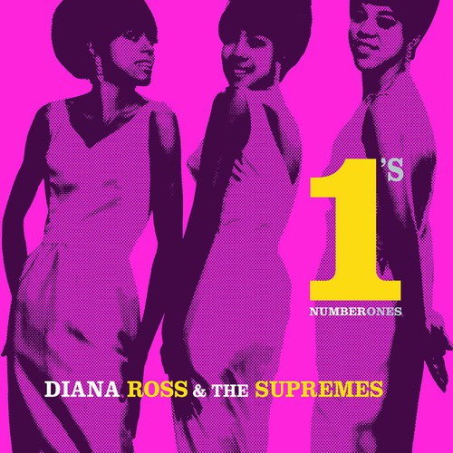 ROSS, DIANA & THE SUPREMES / Number Ones [Import]
