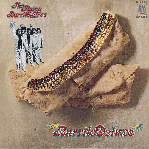 FLYING BURRITO BROTHERS / Burrito Deluxe [Import]