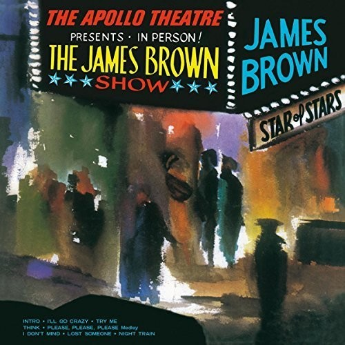 BROWN, JAMES / Live at the Apollo