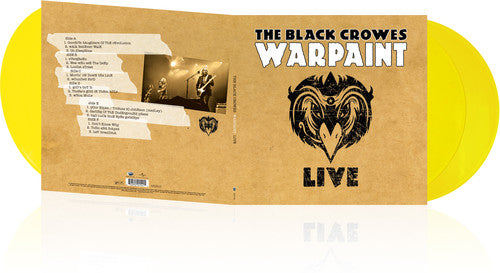 BLACK CROWES / Warpaint Live