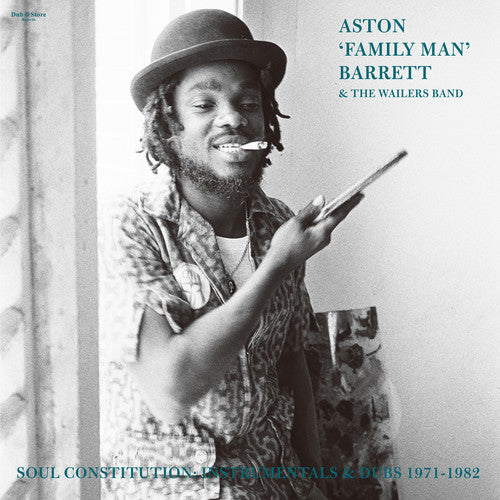 ASTON, BARRETT & THE WAILERS BAND / Soul Constitution: Instrumentals & Dubs 1971-1982