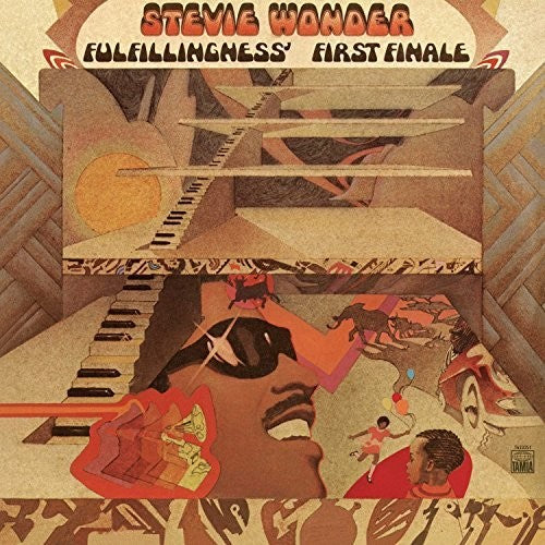 WONDER, STEVIE / Fulfillingness' First Finale