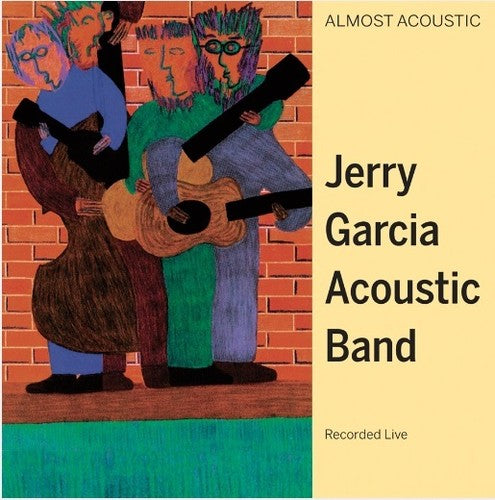 GARCIA, JERRY / Almost Acoustic