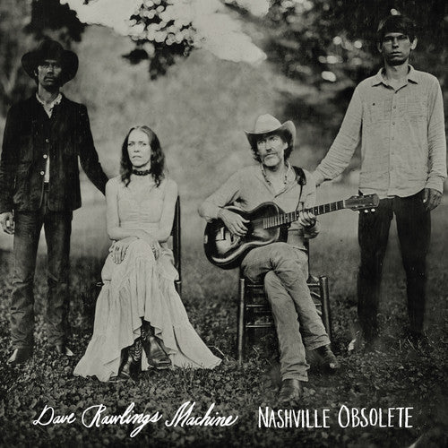 RAWLINGS, DAVE / Nashville Obsolete