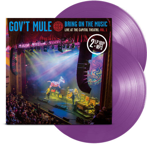 GOV'T MULE / Bring On The Music - Live At The Capitol Theatre: VOL 1