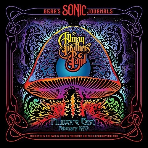 ALLMAN BROTHERS / Bear's Sonic Journals: Fillmore East February 1970