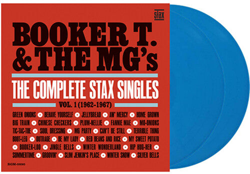 BOOKER T & MG'S / Complete Stax Singles Vol. 1 (1962-1967)