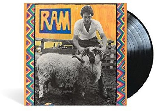 MCCARTNEY, PAUL & LINDA / Ram
