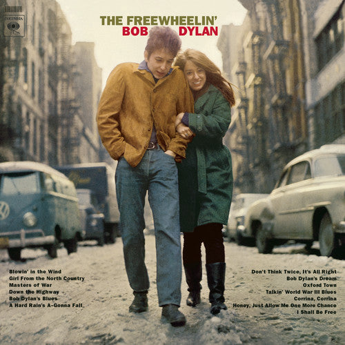 DYLAN, BOB / The Freewheelin' Bob Dylan