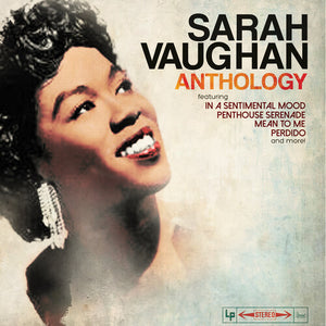 VAUGHAN, SARAH / Anthology