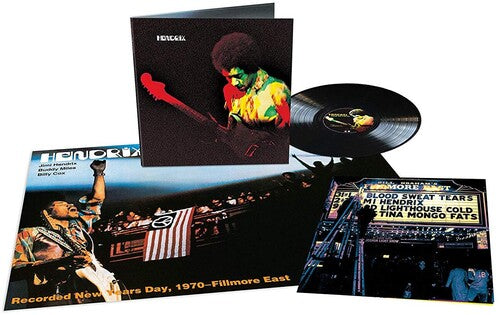 HENDRIX, JIMI / Band Of Gypsys 50th Anniversary Edition