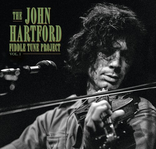 JOHN HARTFORD FIDDLE TUNE PROJECT 1 / VARIOUS