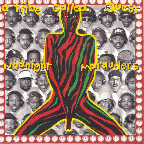 TRIBE CALLED QUEST / MIDNIGHT MARAUDERS