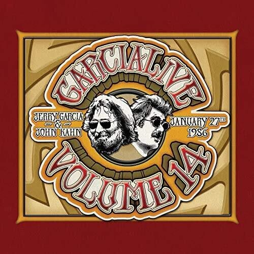 GARCIA, JERRY & KAHN, JOHN / GarciaLive Volume 14: January 27th, 1986 The Ritz