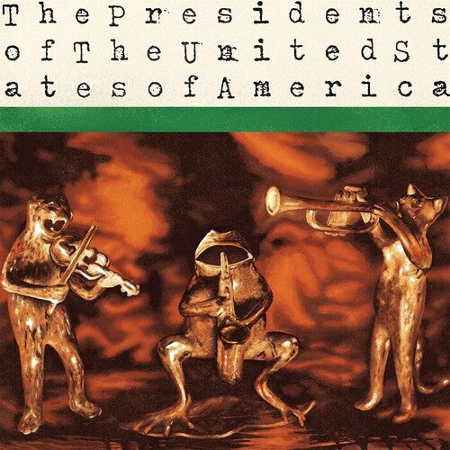 PRESIDENTS OF THE UNITED STATES OF AMERICA / Presidents Of The United States Of America